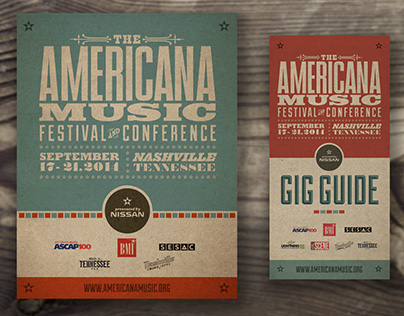 2014 AMERICANA MUSIC FESTIVAL AND CONFERENCE