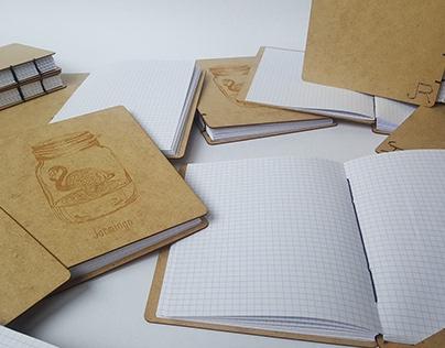 RJ Sketchbooks