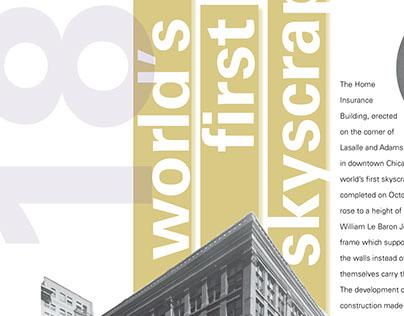 World's First Skyscraper