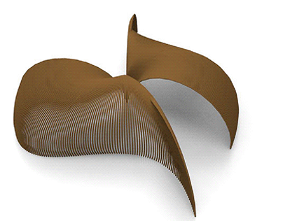 (Curve - Point) ARC Using Grasshopper & Rhinoceros 5