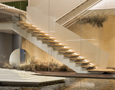 Interior Design of the Maike Group Office