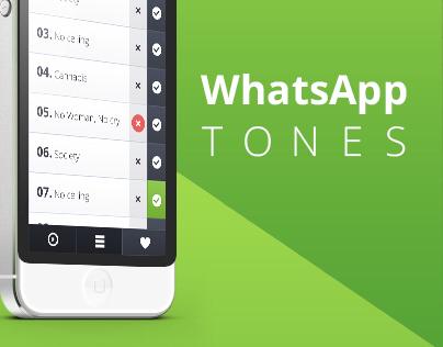 Whatsapp Tones - Ringtones