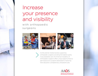 AAOS Corporate Partnership Portfolio