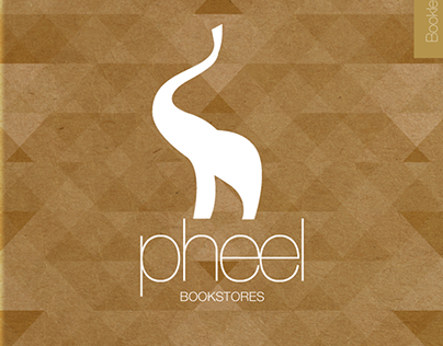 Pheel Books - Identity, website design and Development