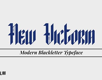 New Victoria - FREE FONT