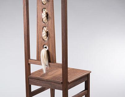 Ponytail Chair