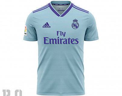 Concept Thrid Jersey Real Madrid 2020-2021