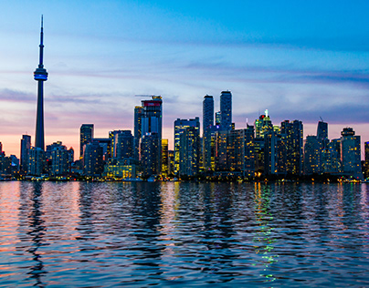 Toronto & Vancouver in pictures