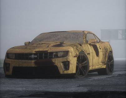 Dusty Camaro