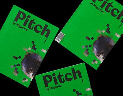 pitch by magazine