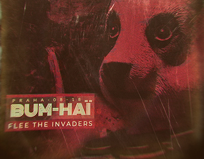 BUM-HAÏ flee the invaders mixed by k-willy