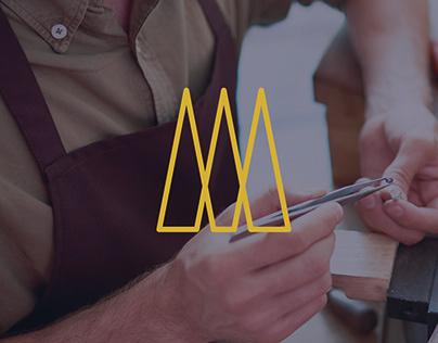 Mercia Jewellers Logo Design 2020
