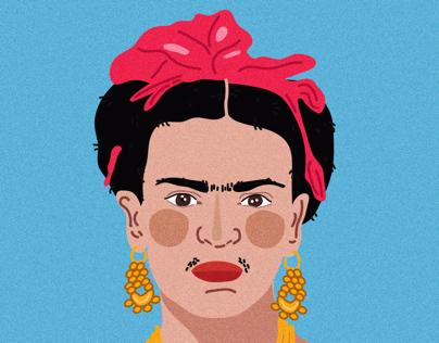 *Frida Kahlo