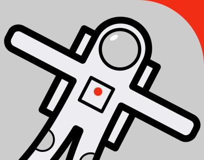 Honeywell / Cosmonautics Day Gif