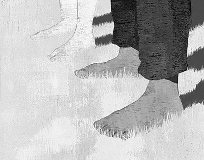 Hashi wo Wataru #45 Illustration 2 of 2