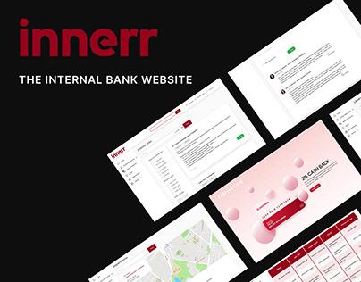 inner - The Internal Bank Website