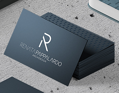 Renata Pappalardo Archidesign | Identidade Visual