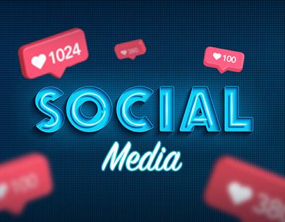 Social Media Mega Collection