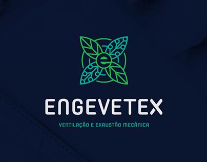 Branding Engevetex Ventilação e Exaustão Mecânica