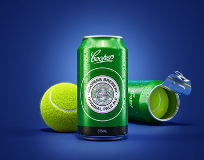COOPERS AUSTRALIAN OPEN | FULL CGI