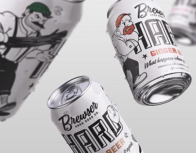 Brewser Hard Soda Co.