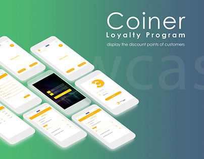 Coiner Program-Mobile App