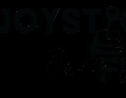 Joysticks & Flicks Logo Treatments
