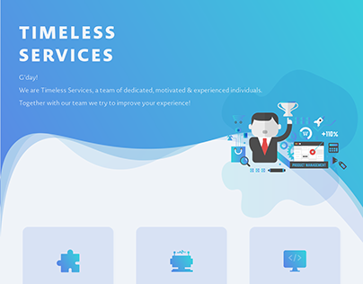 Timeless Services - Thread Design
