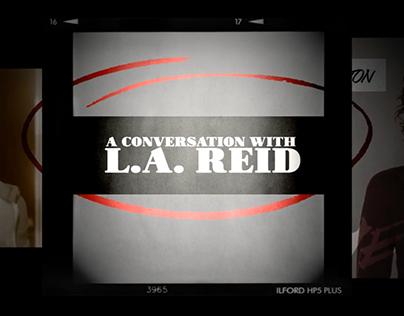 V-103 | A Conversation with L.A. Reid
