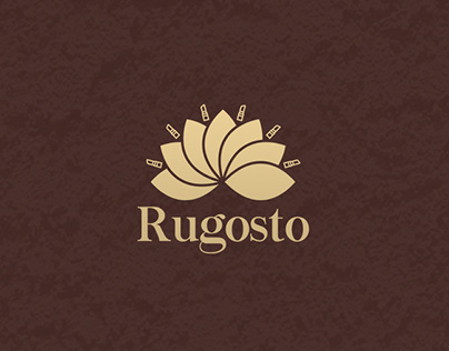 Rugosto | Spa and makeup - Branding