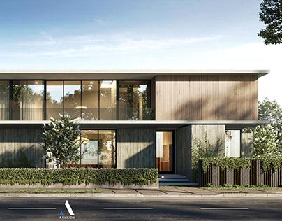 868 Hampton - Australia