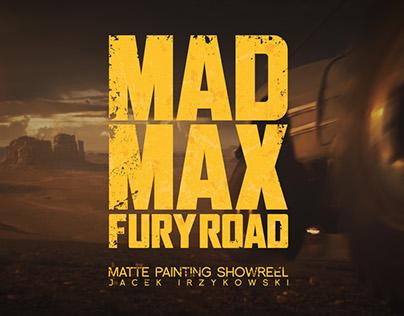 Mad Max Fury Road DMP Reel