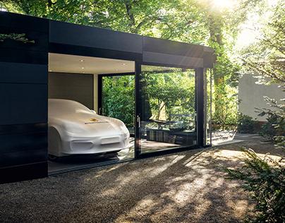 // Porsche Tequipment - Summer