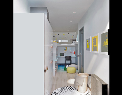 Kid's Room / Andros
