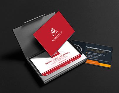 BUSINESS CARD MOCK