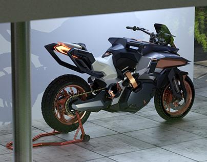 G - Core Concept_____ [Honda X G-Shock ]