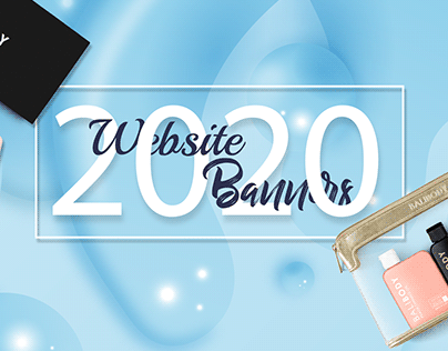 Website banners - 2020