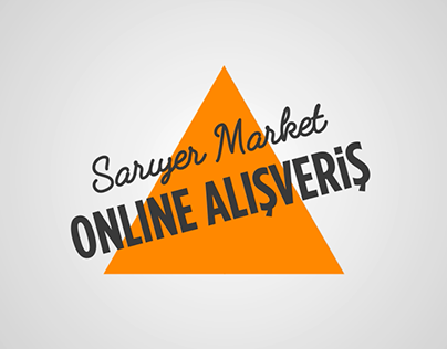 Sarıyer Market Online Shopping