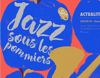 Jazz sous les pommiers - POSTER / KEY VISION