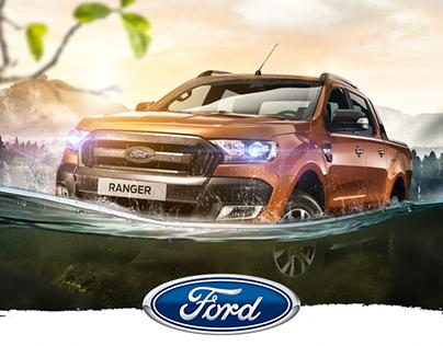 Ford Ranger Poster