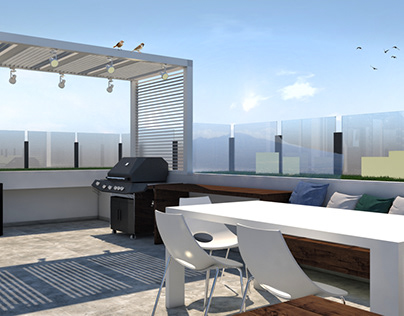 Terrazza Normanna - Architecture Project