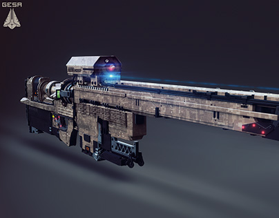 Gesa Project Sniper Rifle