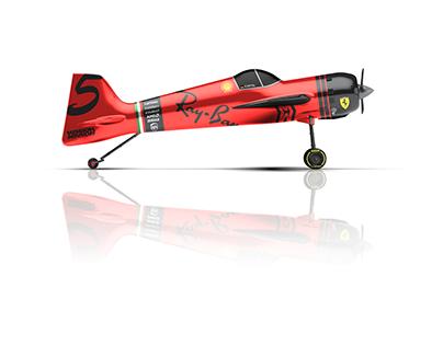 Ferrari F1 Concept Aircraft Liveries