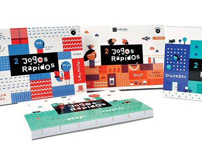 Quick Games - Children's Pads
