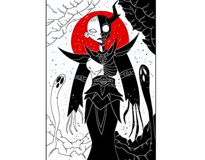 Hel from Norse Mythology