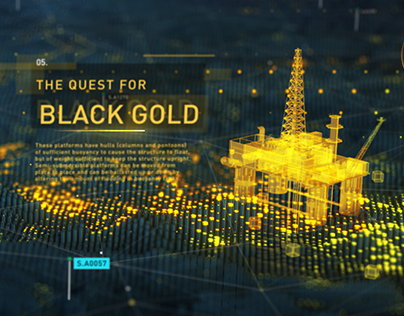 The Quest for Black Gold: Styleframe