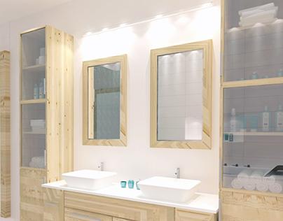 Bathroom interior (2)