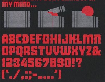 SARSI - The Typeface