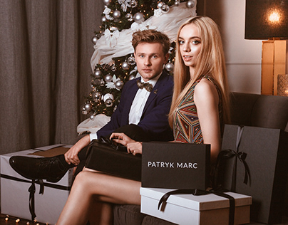 Patryk Marc Christmas Campaign '19