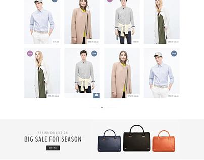 Ralph - Fashion HTML Template